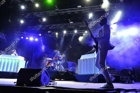 Editorial photo of Nice Jazz Festival, France - 09 Jul 2014