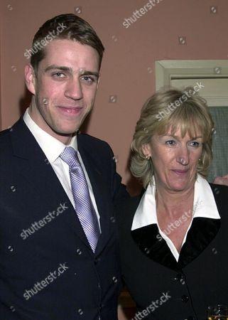 BEN ELLIOTT AND HIS MOTHER ANNABEL