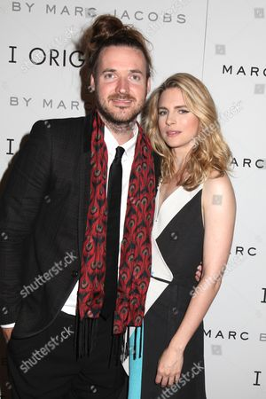 Mike Cahill and Brit Marling