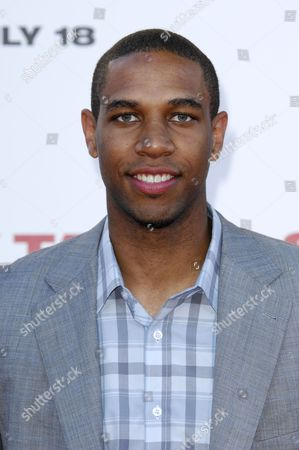 Stock Picture of Xavier Henry