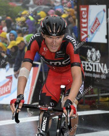 Tejay VanGarderen (USA-BMC) 8th on stage