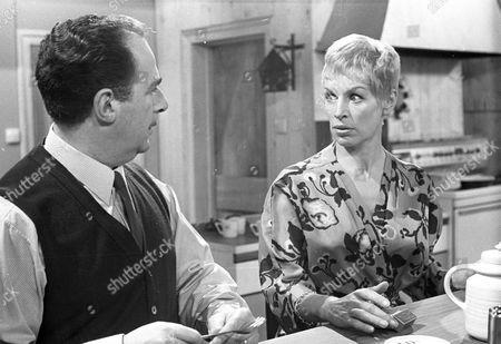 Reginald Marsh and Yootha Joyce