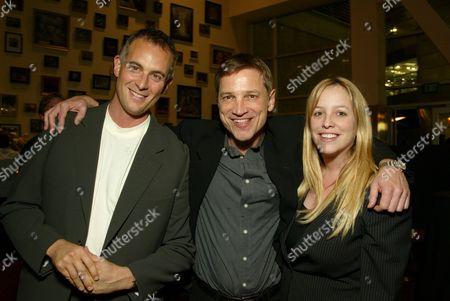 Peter Schlessel, Clint Culpepper and Julie Yorn