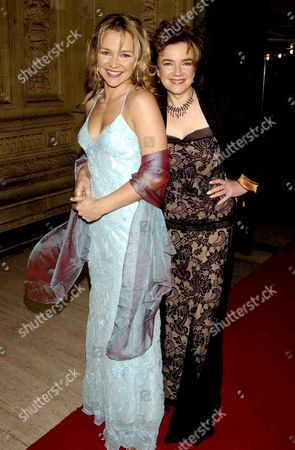 Stock Picture of CARLA BONNER WITH JANET ANDREWARTHA