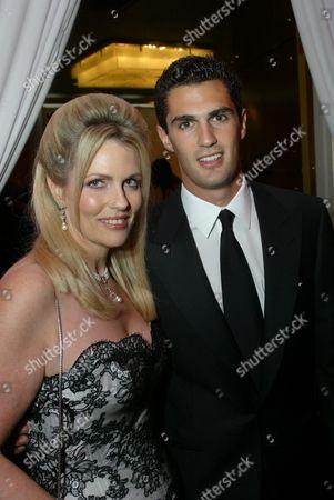 Nancy Davis and Alexander Davis