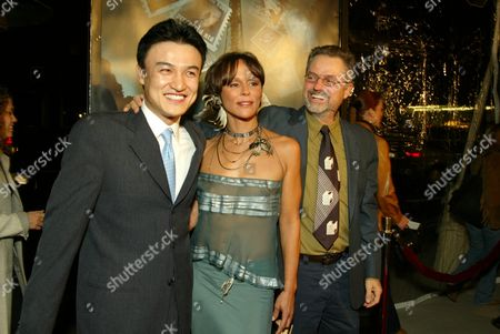 Editorial image of 'THE TRUTH ABOUT CHARLIE' FILM PREMIERE, LOS ANGELES, AMERICA - 16 OCT 2002