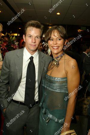 Mark Wahlberg and Christine Boisson