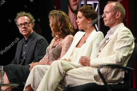 Stock Picture of Greg Brenman, Janet McTeer, Maggie Gyllenhaal, Hugo Blick