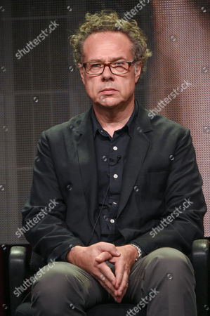 Editorial picture of 'The Honorable Woman' for AMC - Sundance TV Panel at TCA/CTAM Press Tour held at the Beverly Hilton in Beverly Hills, Los Angeles, America - 11 Jul 2014