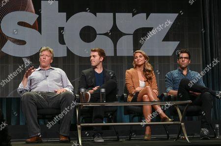 Chris Moore, Shane Dawson, Anna Martemucci, Zachary Quinto