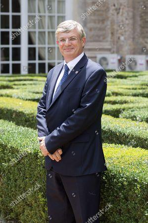 EU Commissioner Tonio Borg