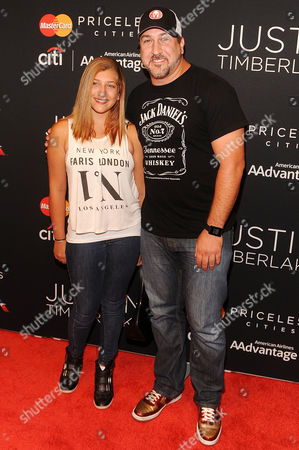 Briahna Fatone and Joey Fatone