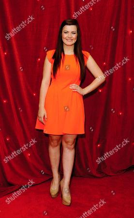 Stock Photo of Charlotte Jaconelli