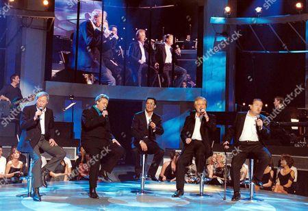 The Osmonds - Wayne Osmond, Jay Osmond, Donny Osmond, Merrill Osmond, Alan Osmond