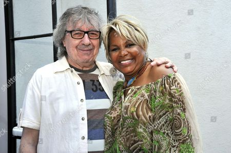 Bill Wyman and Corice Arman