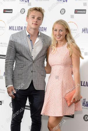 Ben Hardy and Katriona Perrett