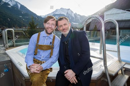 Tommy Tiernan and Andrew Maxwell