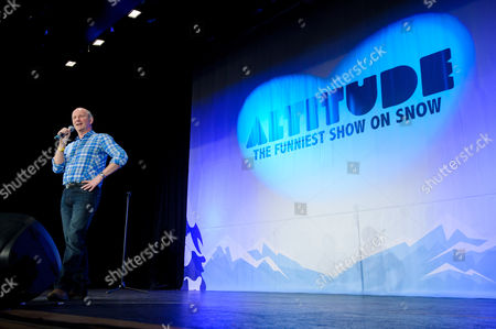 Editorial picture of Altitude Comedy Festival at the Europahaus, Mayrhofen, Austria - 31 Mar 2014