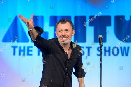 Stock Picture of Tommy Tiernan
