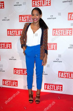 Editorial photo of 'Fastlife' film premiere, Paris, France - 15 Jul 2014