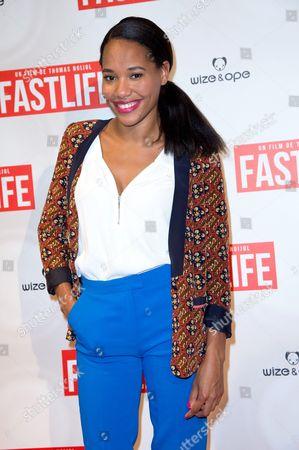 Editorial image of 'Fastlife' film premiere, Paris, France - 15 Jul 2014
