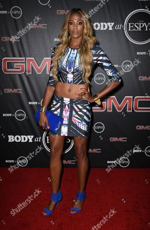 Editorial image of BODY at ESPYS pre-party, Los Angeles, America - 15 Jul 2014