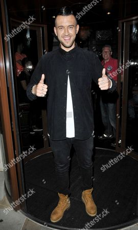 Editorial image of Mike Hough's 'Lost In Love' EP launch party, London, Britain - 15 Jul 2014