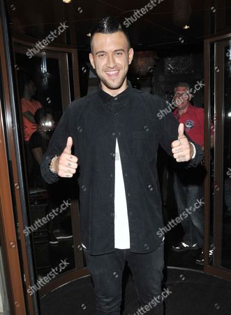 Editorial photo of Mike Hough's 'Lost In Love' EP launch party, London, Britain - 15 Jul 2014