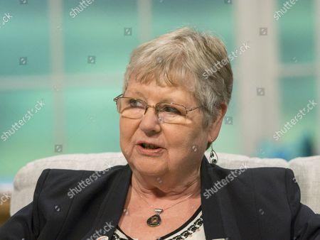 Editorial picture of 'Lorraine Live' TV Programme, London, Britain - 16 Jul 2014