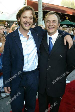 Peter Sarsgaard and Ravil Isyanov