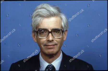 Stock Photo of Lord Elton, Politician.