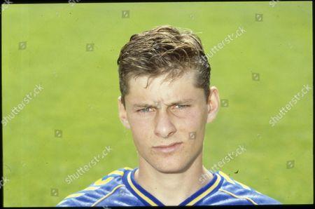 Stock Picture of Mark Fiore, Footballer.