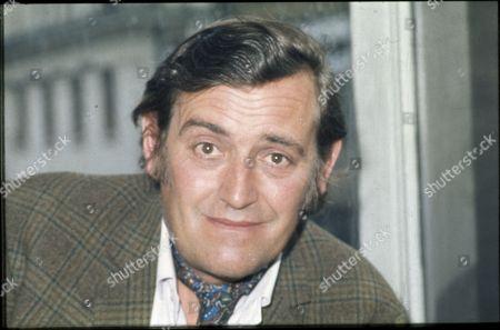 Gerald Flood, British Actor.