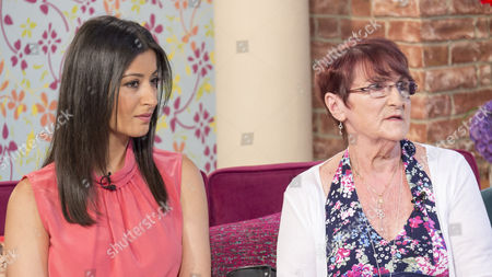 Editorial image of 'This Morning' TV Programme, London, Britain - 16 Jul 2014