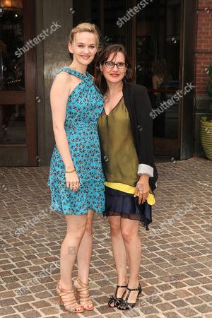 Jess Weixler and Jennifer Prediger