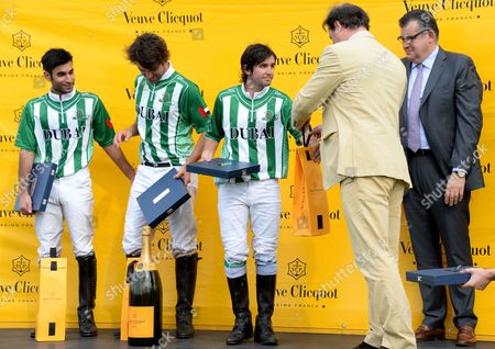 Editorial photo of Veuve Clicquot Gold Cup Polo, Cowdray Park, West Sussex, Britain - 20 Jul 2014