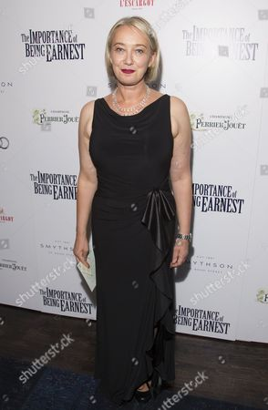 Editorial picture of 'The Importance of Being Earnest' play press night after party, London, Britain - 17 Jul 2014