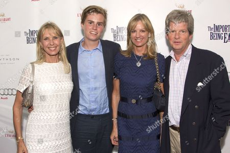 Editorial photo of 'The Importance of Being Earnest' play press night after party, London, Britain - 17 Jul 2014