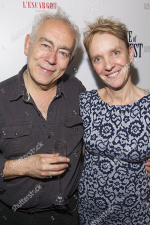 Stock Picture of William Dudley (Designer) and Lucy Bailey (Director)