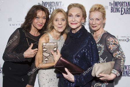 Cherie Lunghi, Rosalind Ayres, Sian Phillips and Christine Kavanagh