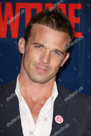 Stock Picture of Cam Gigandet