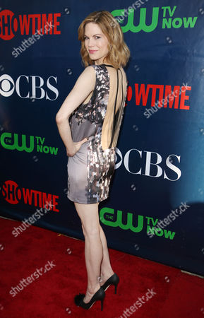 Editorial photo of CBS CW Showtime TCA Summer Party, Los Angeles, America - 17 Jul 2014