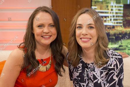 Vicky Binns and Laura Main