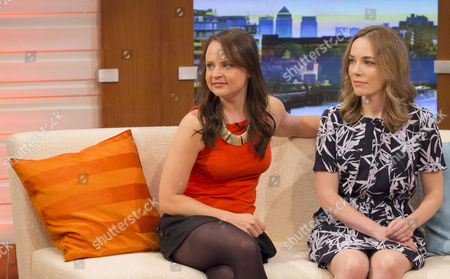 Vicky Binns and Laura Main