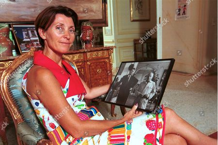 Editorial image of MARINA PICASSO
