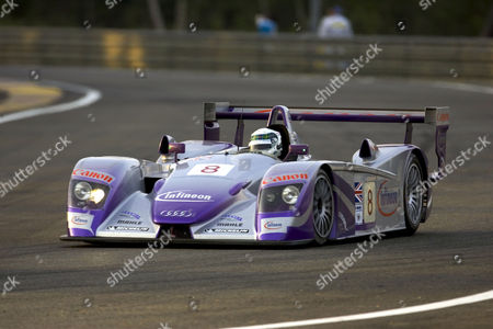 2004 Audi R8 at Le Mans 2004 - Allan McNish driving