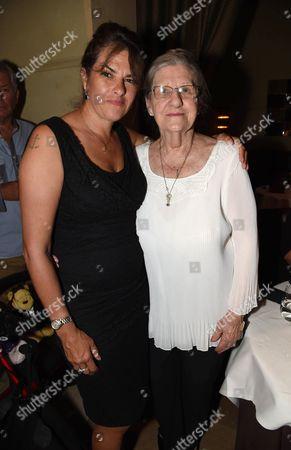 Editorial photo of Sandra Esquilant 35th anniversary party at Galvin la Chapelle, London, Britain - 19 Jul 2014