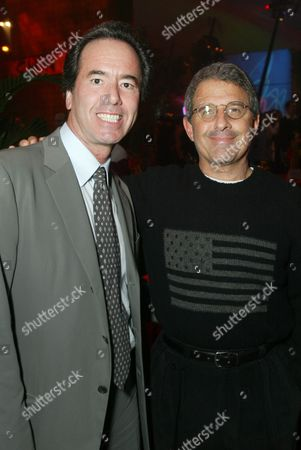 Rick Finkelstein and Ron Meyer