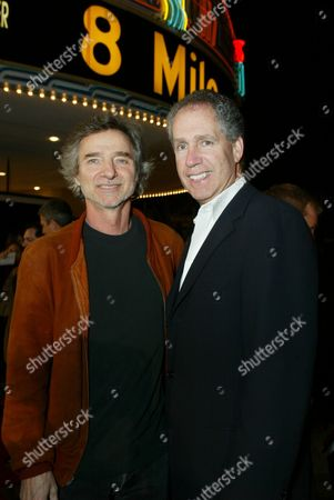 Director Curtis Hanson and Gregory Goodman