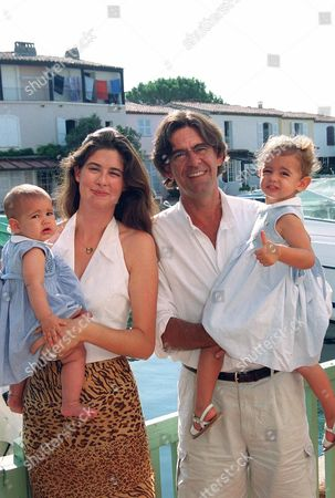 LUC FERRY AND FAMILY